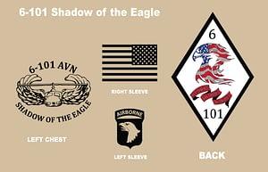 shadow of eagle